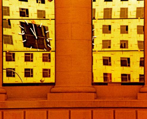foto di marta moretto cartolina 10×15 cm (Foto | Plaza de España 2 – Barcellona 1995)