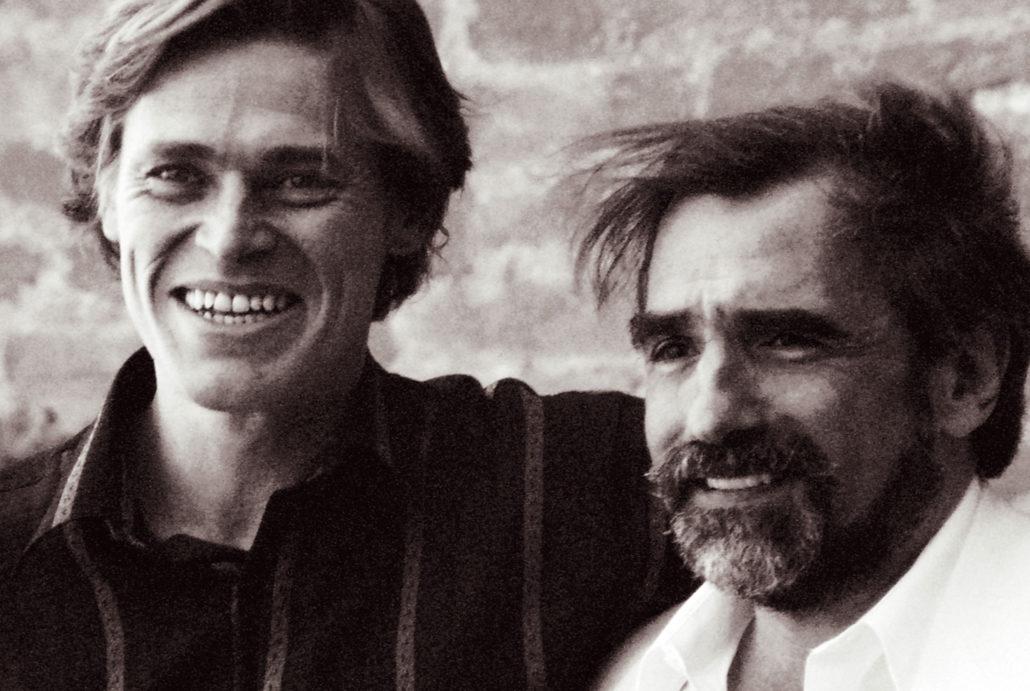 Willem Dafoe | Martin Scorsese